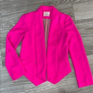 Jackets & Blazers - Pink Blazer from Boutique in New York